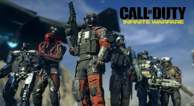 Former Call of Duty World Number 1 Shows Us His Infinite Warfare Highlights